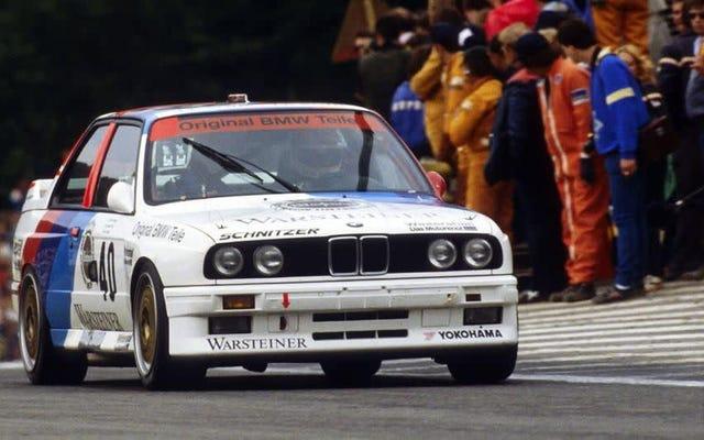 BMWはシュニッツァーとの50年以上のレーシングパートナーシップを終了します