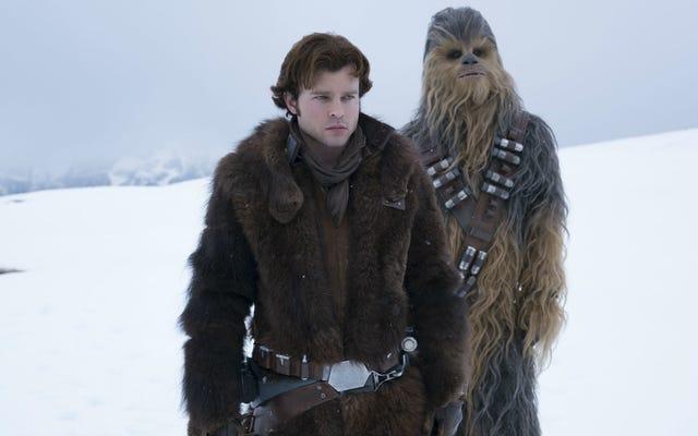 Las 24 preguntas más importantes que tenemos después de ver Solo: una historia de Star Wars
