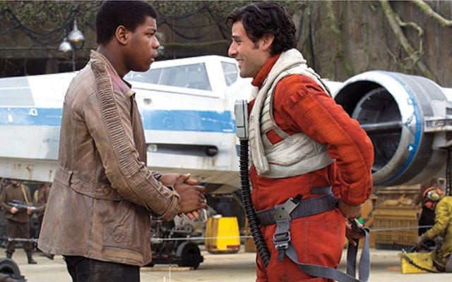 GLAAD pide personajes queer en la próxima película de Star Wars