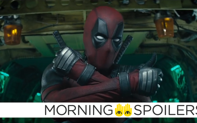 Обновления от Deadpool 2, Gotham и других
