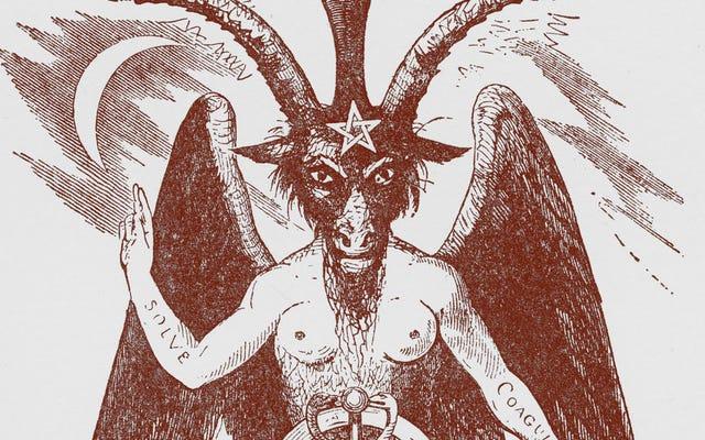悪魔の神殿は闇のすべての力を召喚し、その弁護士にNetflixのサブリナショーを訴えさせます