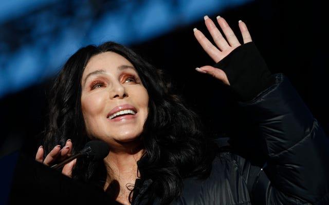 Birisi Cher'e Yardım Edebilir mi?