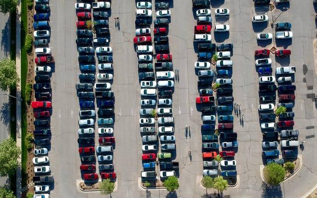 Không phụ thuộc vào Trợ lý Google để ghi nhớ điểm đỗ xe của bạn