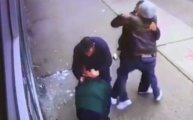 Il combattente UFC Jared Gordon condivide il video della rissa di strada che lo ha lasciato con una ferita spaventosa