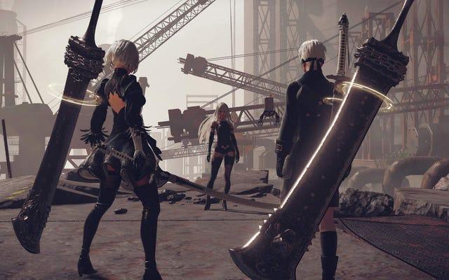 ニーア:オートマタの「最終的な秘密」が見つかり、ゲーム全体をスキップできる
