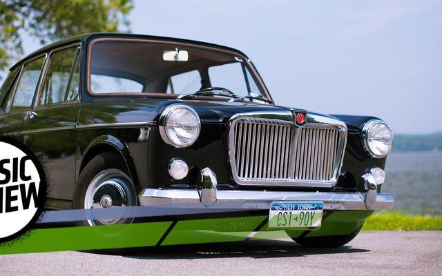 1966 MG 1100:クラシックレビュー