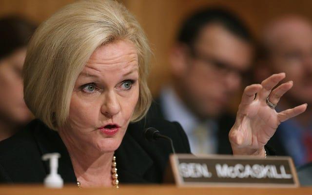 上院議員が国防総省プロジェクトに結び付けられた漏洩データについて米国のトップ防衛請負業者を調査