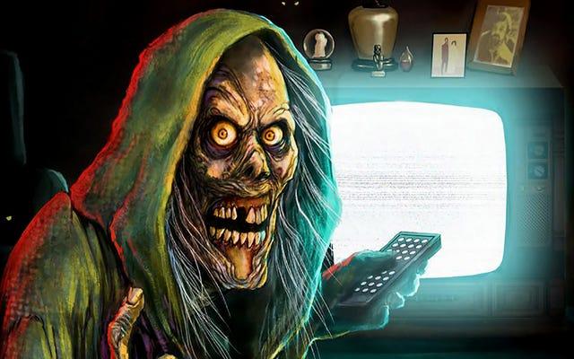 AMC จะออกอากาศซีซันแรกของการฟื้นฟู Creepshow ของ Shudder