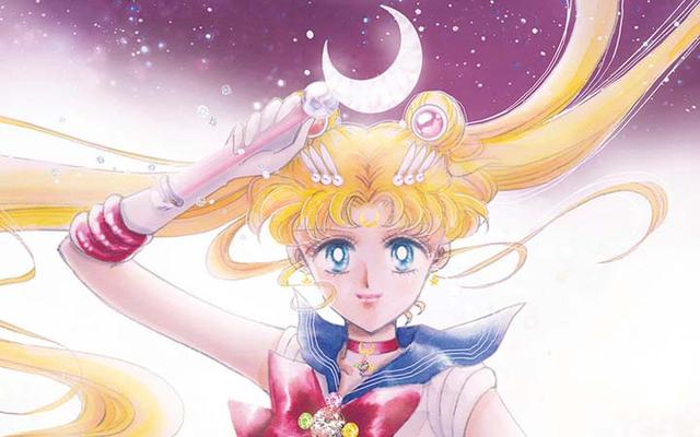 รับรูปลักษณ์ที่สวยงามและมีสีสันภายในเล่มถัดไปของ Sailor Moon Eternal Edition