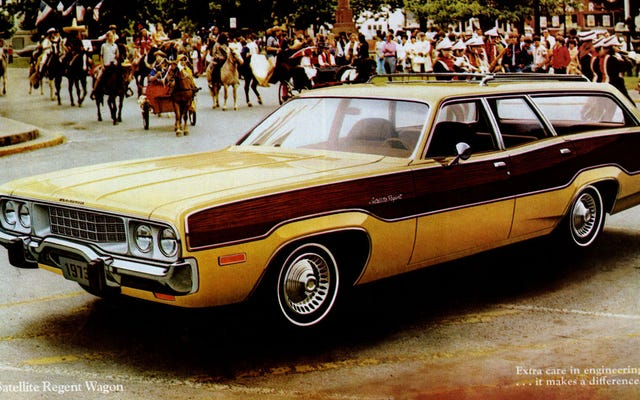 Here's A Car: The Plymouth Satellite