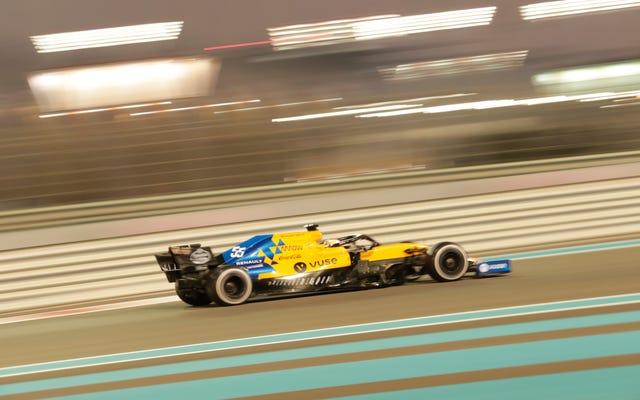 Commentaire du jour: Formula One Discourse Edition
