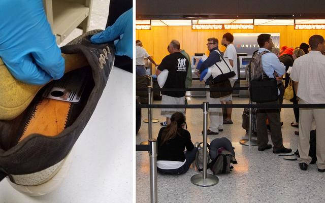 Новая система распознавания лиц поймала самозванца в аэропорту Вашингтона