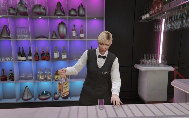 Se saouler dans le casino de GTA Online ouvre une nouvelle mission secrète