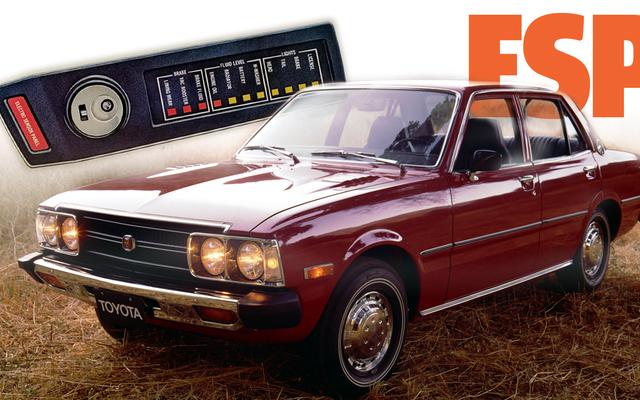 Toyota Dulu Merakit Mobil Dengan ESP Tapi Tidak Mungkin Dua Jenis Yang Baru Saja Anda Pikirkan