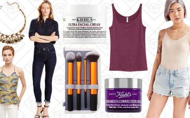 Die besten Lifestyle-Angebote von heute: Urban Outfitters, H & M, Levi's, Anthropologie, Kiehl's und mehr
