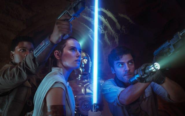 Todas las cosas nuevas que aprendimos de Star Wars: The Rise of Skywalker's Home Release