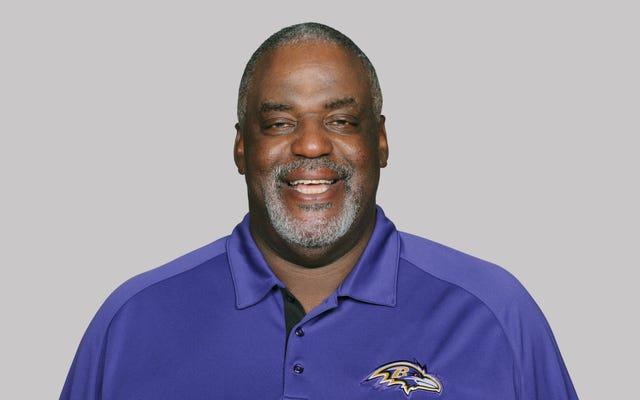 レイヴンズのアシスタントコーチが癌との試合後に死亡