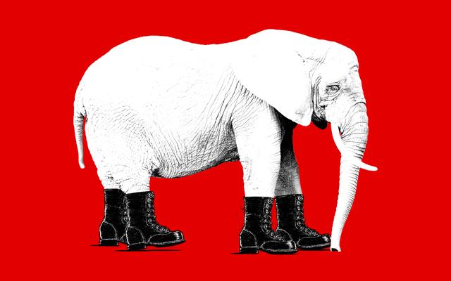 Die durchgesickerten Chats, die zeigen, wie eine rechtsextreme Gruppe versucht, die GOP zu infiltrieren