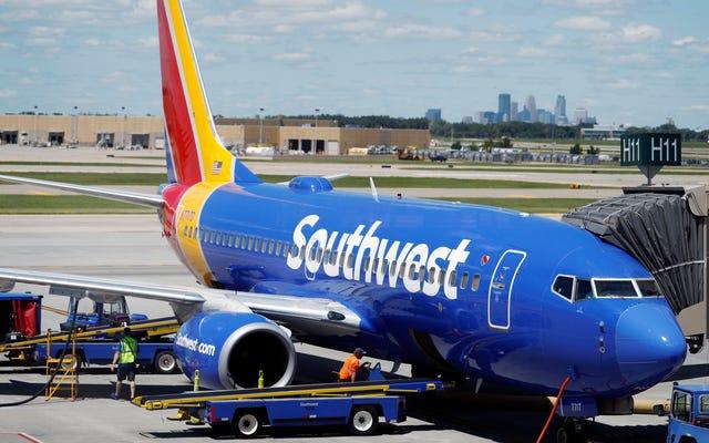 คุณสามารถจองเที่ยวบินตะวันตกเฉียงใต้ได้ในราคาเพียง $ 49
