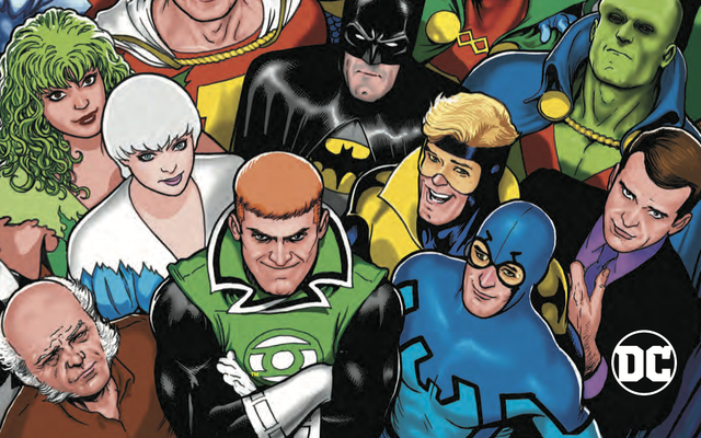 野心、性格、ユーモアがジャスティスリーグインターナショナルオムニバスをスーパーヒーローの喜びにしています