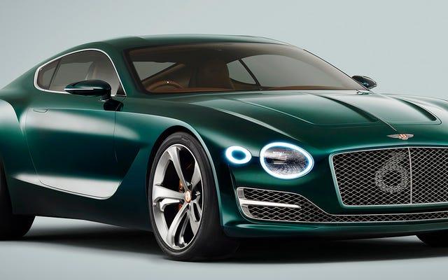 La prochaine Bentley Continental GT sera le coupé Porsche à moteur avant dont vous avez toujours rêvé