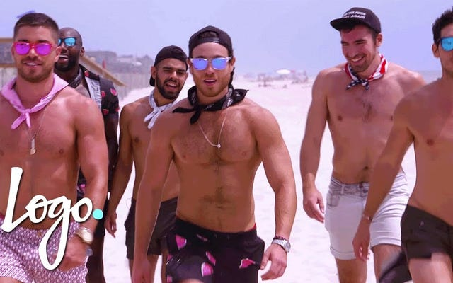 私たちはすでにそれを手に入れました:あなたはそのファイアアイランドリアリティショーの男よりもはるかに優れたゲイです