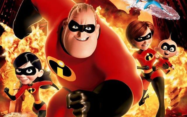 Incredibles 2 Tam Olarak İlk Filmin Kaldığı Yerden Kalacak