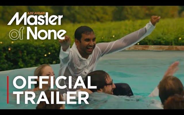 Трейлер второго сезона Master Of None отправляется в Италию в поисках романтики