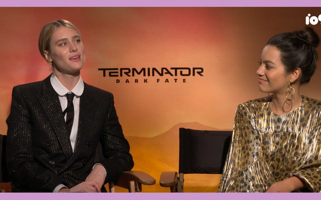 Le stelle di Terminator affrontano il più grande paradosso del franchise