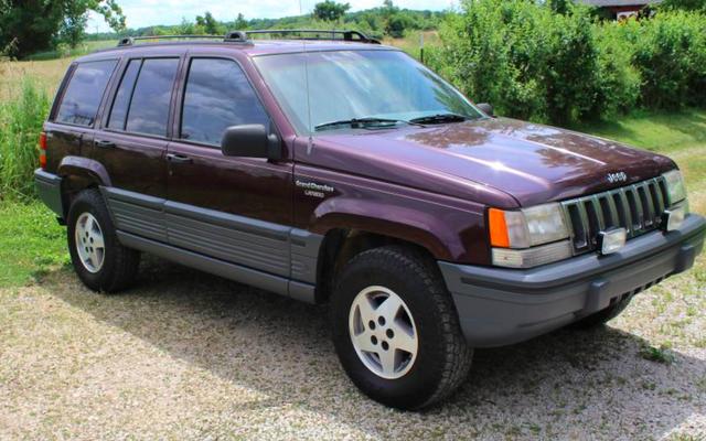 Chiếc xe Jeep Grand Cherokee 'Chén Thánh' trị giá $ 3,900 này là một thỏa thuận địa ngục nhưng bằng cách nào đó tôi đã chống lại sự cám dỗ