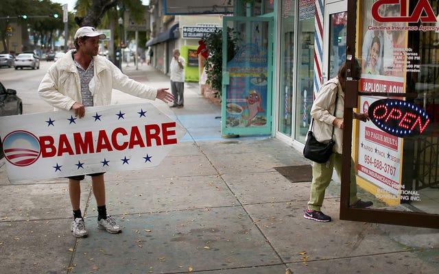 42 รัฐขยายกำหนดเวลาในการลงทะเบียนสำหรับ Obamacare