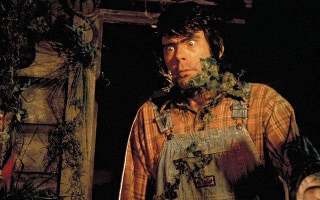Creepshow टीवी पर फिर से जीवित होने के कारण वॉकिंग डेड के ग्रेग निकोटेरो के लिए धन्यवाद है