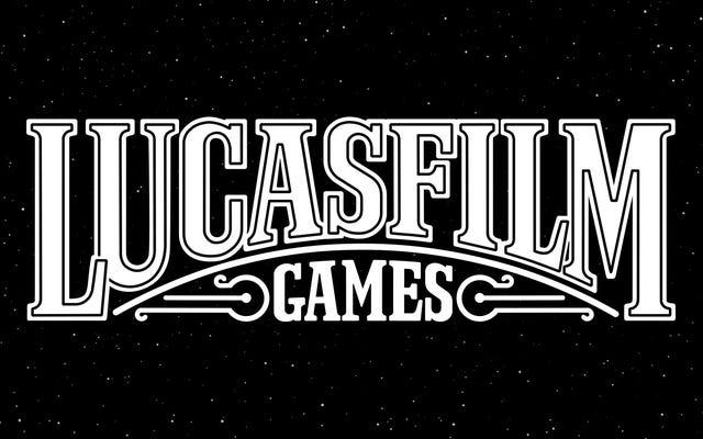 El nombre de Lucasfilm Games, al menos, ha vuelto