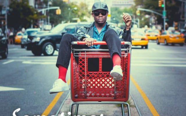 Rapper Prince Harvey hat heimlich ein ganzes Album im Apple Store aufgenommen