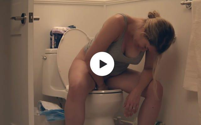 """ABC, Motion Picture Academy ha aggiunto una pubblicità sul dolore postpartum dalla televisione degli Oscar, chiamandola """"troppo grafica"""""""