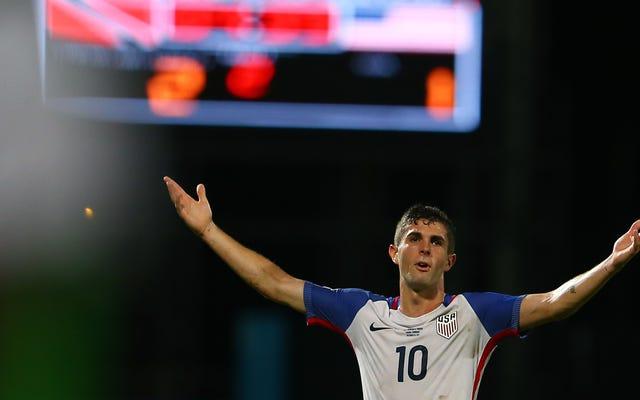 いいえ、USMNTはワールドカップでペルーに取って代わることはありません