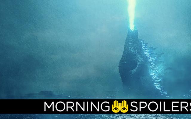 Le nouveau film américain Godzilla taquine le retour de trois Kaiju classiques