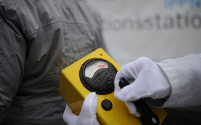 ロシアの保健当局は、不思議な事故後のセシウム137曝露について「福島カニ」を非難する