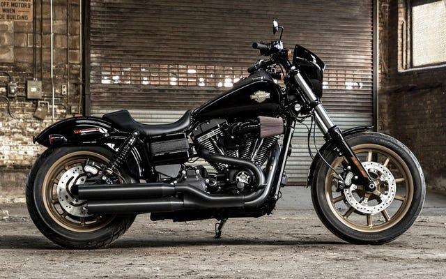 Dua Sepeda Motor Baru Harley-Davidson Sebenarnya Luar Biasa