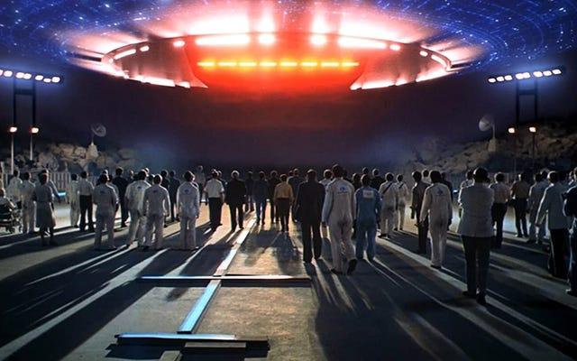 10 extraterrestres qui peuvent juste aller de l'avant et nous enlever maintenant
