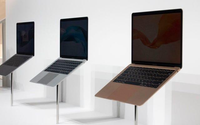 Appleの自家製MacCPUがどのように見えるかについてのより良いアイデアが得られました