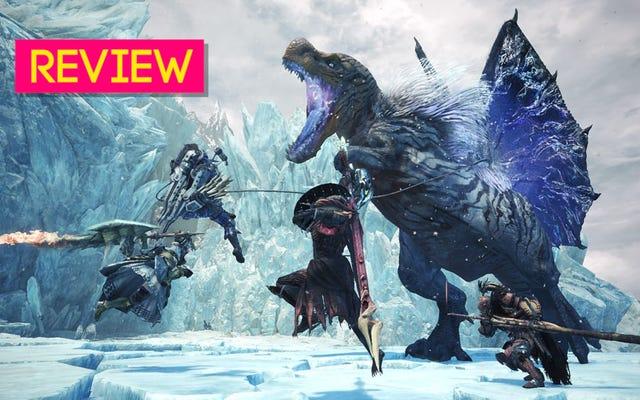 Monster Hunter World: Iceborne: La revue de Kotaku