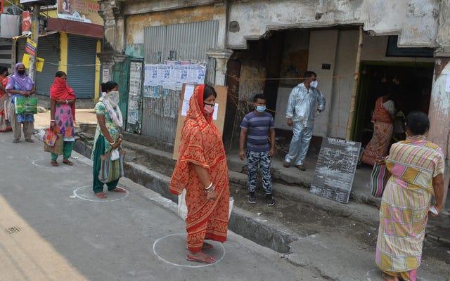 Covid-19ロックダウンは本当にインドの大気汚染を減少させていますか?