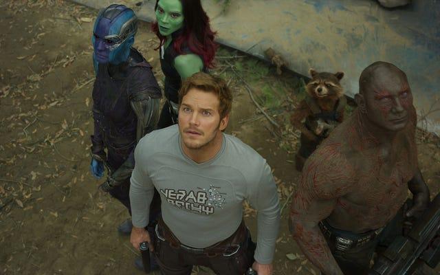 El elenco de Guardianes de la Galaxia publica una carta abierta en apoyo de James Gunn