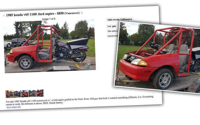 Investigadores de Craigslist descubren una manera de hacer que un Ford Aspire sea interesante