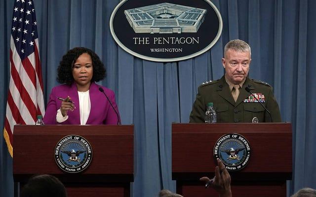 Pentagon Bu Tuhaf İstatistiği 'Rus Trolleri' Üzerine Nasıl Ölçtü?