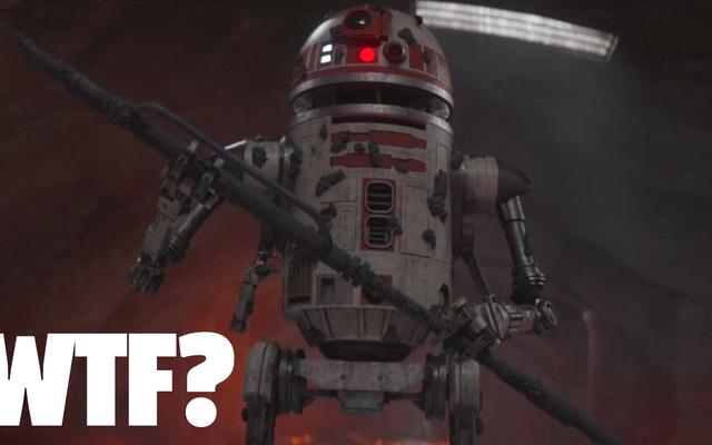 Aku Bahkan Belum Melihat Episode Terakhir Mandalorian Tapi Kita Harus Berbicara Tentang Droid Itu