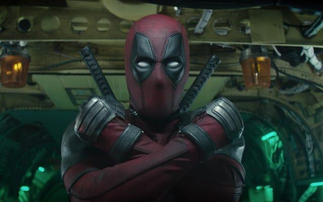 No lo llames regreso: es el nuevo tráiler de Deadpool 2