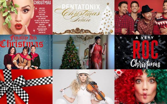 Сколько новой рождественской музыки мы можем взять?