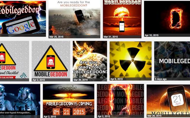 明日のGoogleのMobilegeddonPhonepocalypseの準備はできていますか?